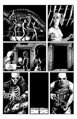 THE SKELETON Chapter #4 Page #2