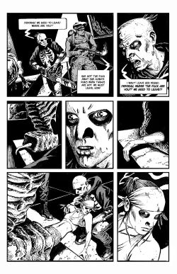 THE SKELETON Chapter #5 Page #2
