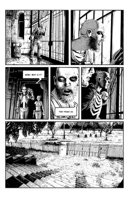 THE SKELETON Chapter #2 Page #15