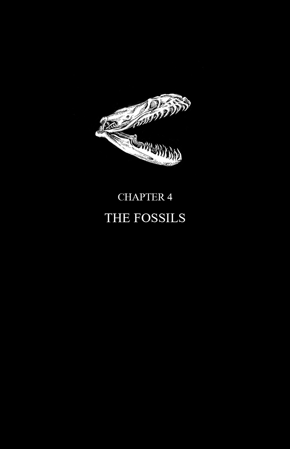 THE SKELETON Chapter #4