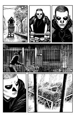 THE SKELETON Chapter #8 Page #14