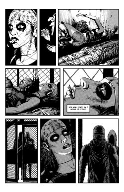 THE SKELETON Chapter #8 Page #6