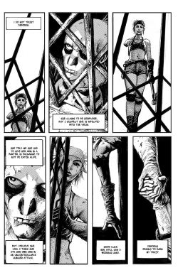 THE SKELETON Chapter #1 Page #11