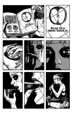 THE SKELETON Chapter #8 Page #5