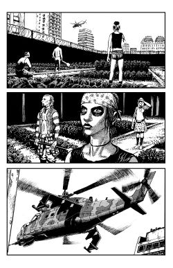 THE SKELETON Chapter #6 Page #7