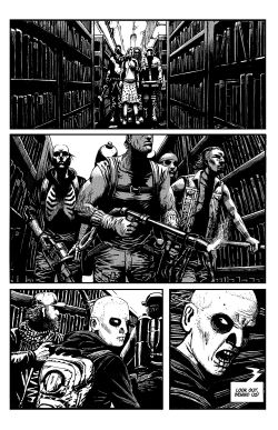 THE SKELETON Chapter #7 Page #9