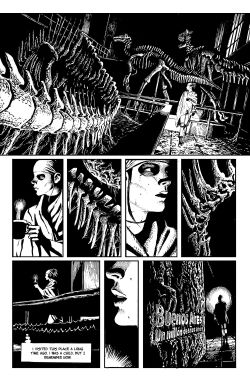 THE SKELETON Chapter #3 Page #6