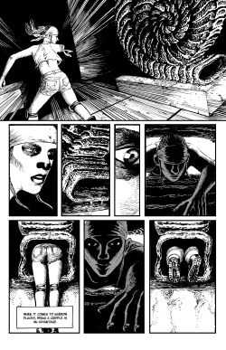 THE SKELETON Chapter #4 Page #14