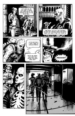 THE SKELETON Chapter #2 Page #12