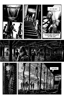 THE SKELETON Chapter #7 Page #4
