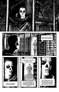 THE SKELETON Chapter #6 Page #3