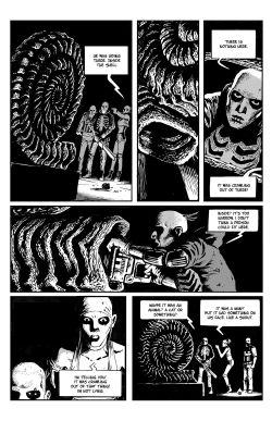 THE SKELETON Chapter #3 Page #10