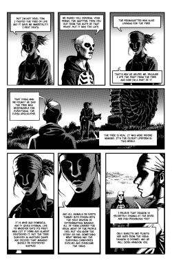 THE SKELETON Chapter #9 Page #9