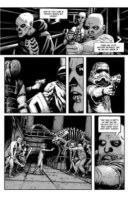 THE SKELETON Chapter #4 Page #5