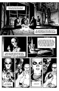 THE SKELETON Chapter #3 Page #2