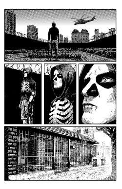 THE SKELETON Chapter #8 Page #13