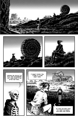THE SKELETON Chapter #9 Page #8