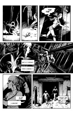 THE SKELETON Chapter #3 Page #9