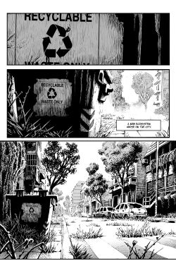 THE SKELETON Chapter #2 Page #3