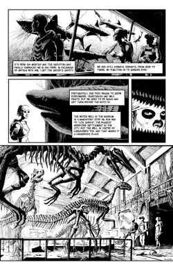 THE SKELETON Chapter #2 Page #13