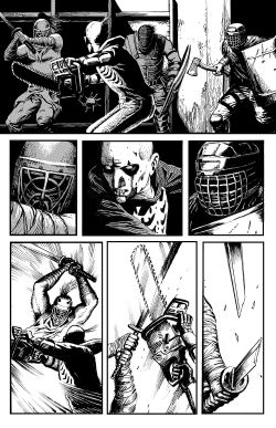 THE SKELETON Chapter #4 Page #8