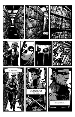 THE SKELETON Chapter #7 Page #7