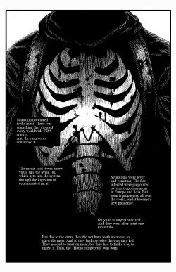 THE SKELETON Chapter #2 Page #2