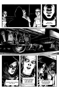 THE SKELETON Chapter #3 Page #4