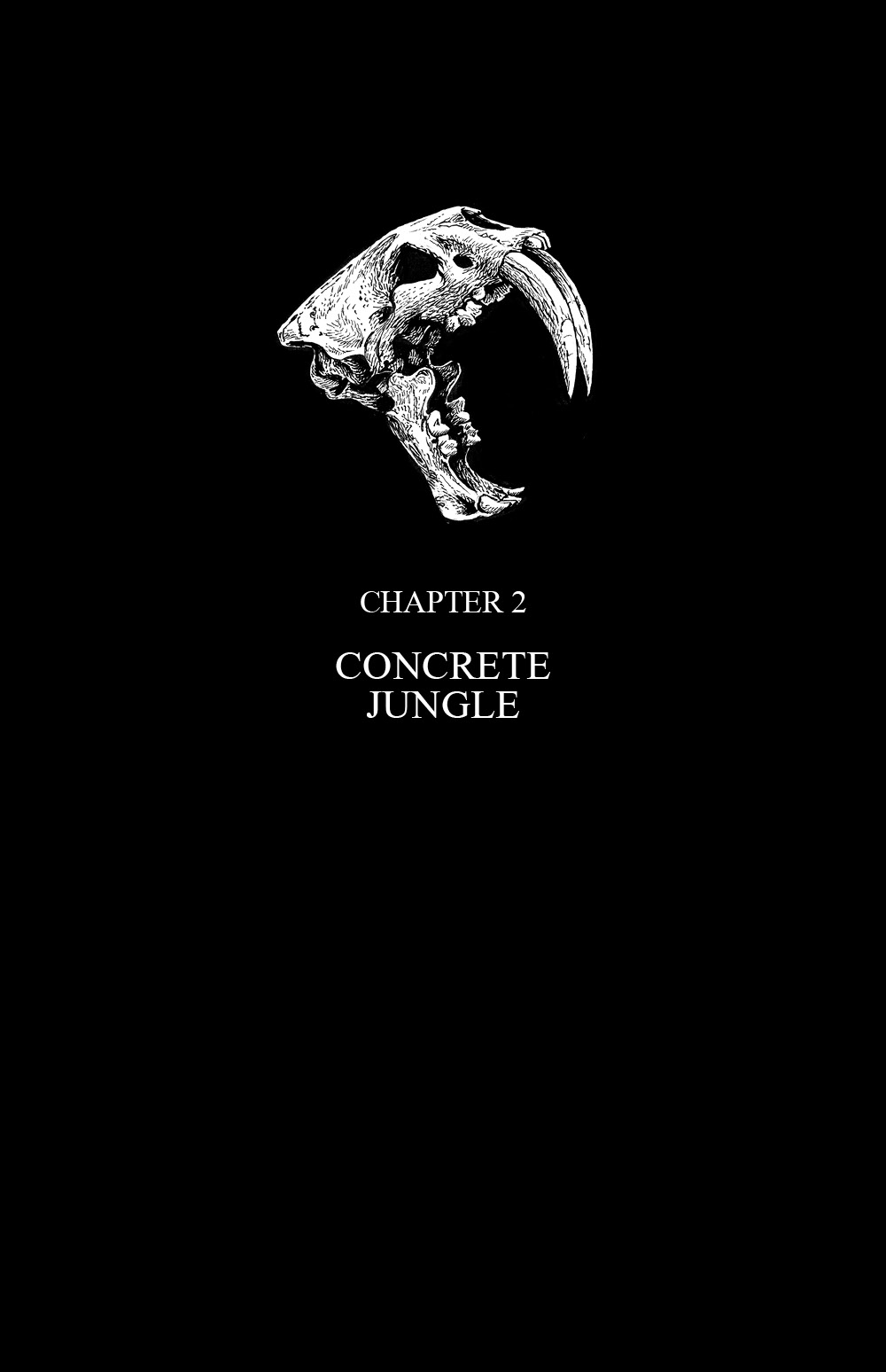 THE SKELETON Chapter #2