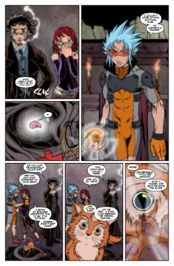 TIME 5 Chapter #5 Page #15